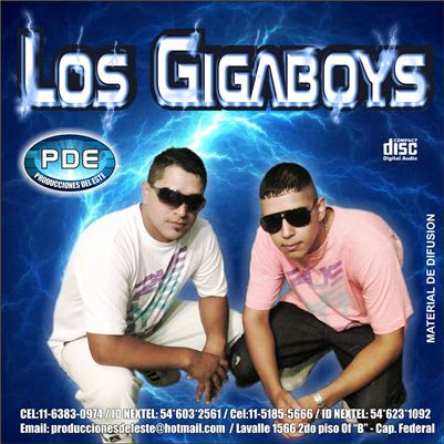 Gigaboys - Sin Compromiso [Nuevo Julio 2011] | Cumbia