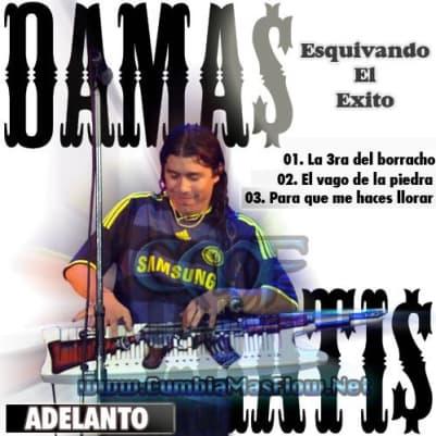 Damas Gratis - Esquivando El Exito (Adelanto)   Cumbia