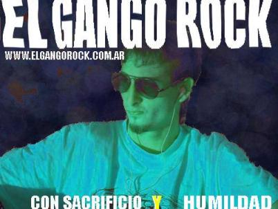 El Gango Rock - Con Sacrificio y Humildad (Difusion) | Cumbia