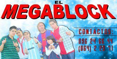 El Megablock - Difusion Abril (x2) | Cumbia