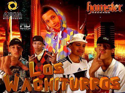 Los Wachiturros - Este Es El Pasito [Nuevo Mayo 2011] | Cumbia