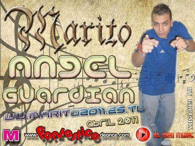 Marito - Angel Guardian [Nuevo Abril 2011] EL ADRI MUSIC | Cumbia