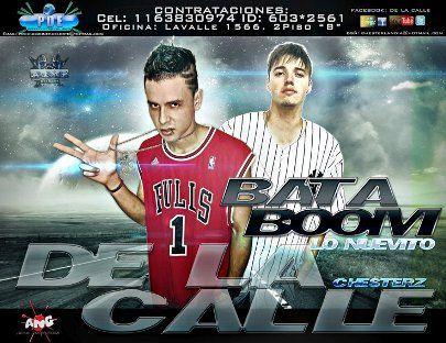 De La Calle - Bata Boom [Nuevo Junio 2011] | Cumbia