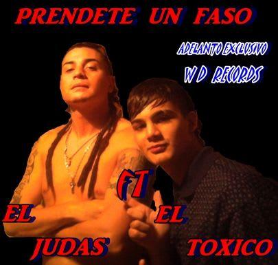 El Judas Ft. El Toxico - Prendete Un Faso [Nuevo Junio 2011]   Cumbia