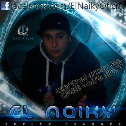 El Naiky - Difusion Julio 2011 (x6) | Cumbia