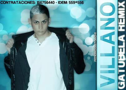 El Villano - Gatubela (Remix) | Cumbia