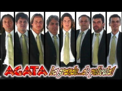 Agata - El Amor [Nuevo Tema 2010] | Cumbia