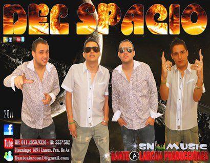 Del Spacio - Difusion Mayo 2011 (x2) | Cumbia