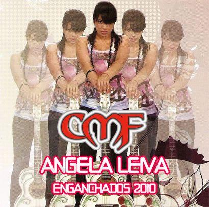 Angela Leiva - Enganchados 2010 | Cumbia