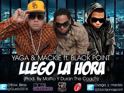 Yaga y Mackie Ft. Black Point