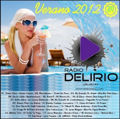 CD Verano 2012