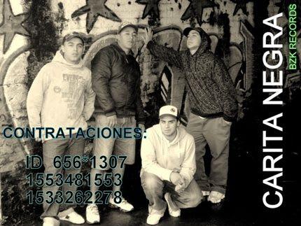 Carita Negra - El Conejito [Nuevo Tema 2010]   Cumbia