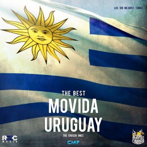 compilado cumbia uruguaya