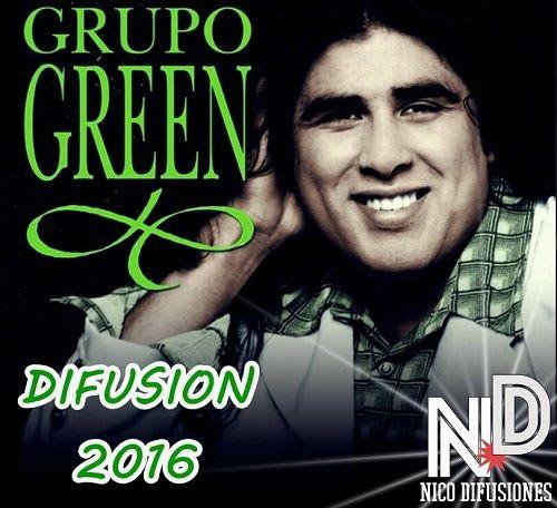 Nuevos temas de grupo green