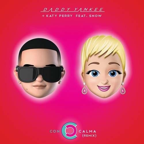 Daddy Yankee y Katy Perry