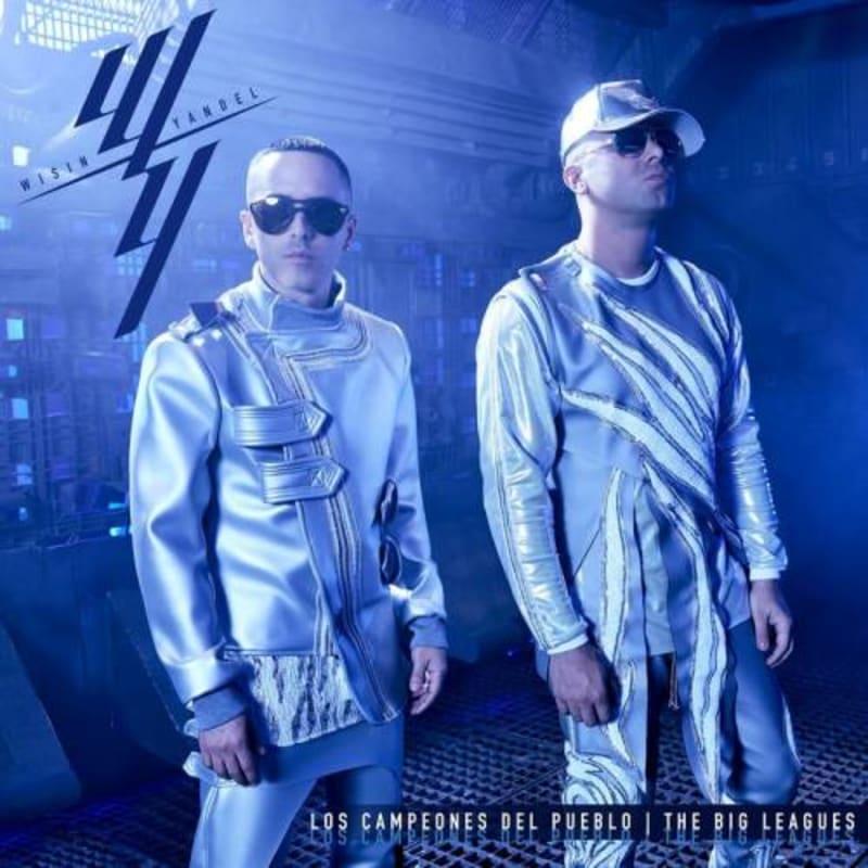 Wisin & Yandel cd album 2018