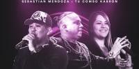 Sebastian Mendoza ft Tu Combo Kabrón - Dile Que Te Vas | Cumbia 2019