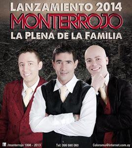 monterrojo cumbia uruguaya 2014