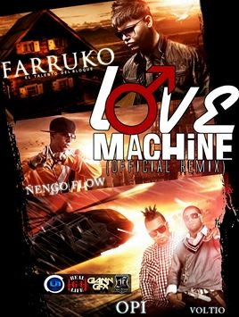 Love Machine Remix