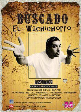 El Wachichorro - Difusion Mayo 2011 (x3)   Cumbia