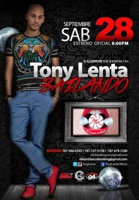 Tony Lenta 2013