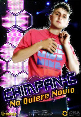 Chimpan C - No Quiere Novio [Nuevo 2011] HAMSTER RECORDS   Cumbia