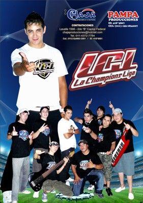 Maximo y La Champions Liga - Llora Me Llama [2010] | Cumbia