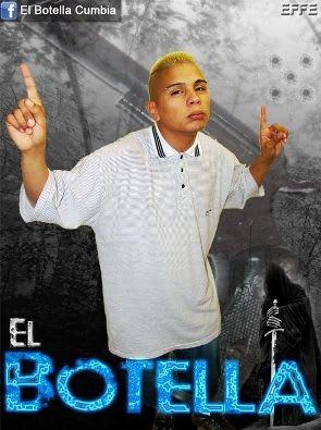 El Botella - Guerra A La Yuta [Nuevo Junio 2011] | Cumbia