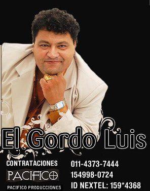 El Gordo Luis - Difusion 2010 (X6)   Cumbia