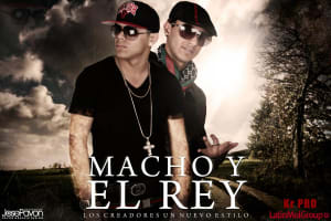 Macho & El Rey - LLamala (NOV. 2012)   Cumbia