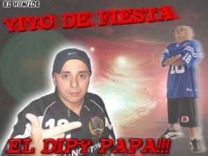 El Dipy - Vivo De Fiesta [Nuevo Abril 2011]   Cumbia