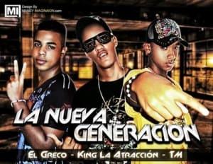 La Nueva Generacion - El Cohete | Reggaeton