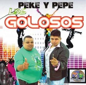 Peke y Pepe Los Golosos