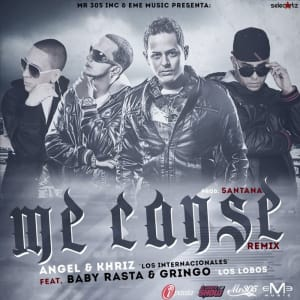 Angel & Khriz Ft. Baby Rasta & Gringo - Me Canse (Official Remix) | Reggaeton