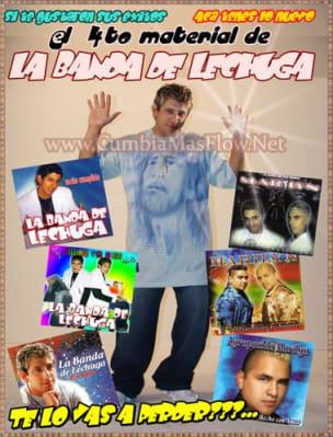 La Banda De Lechuga - Difusion 2010 (Innovando)   Cumbia