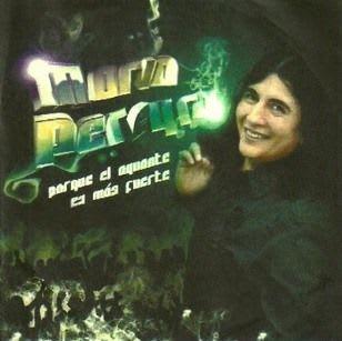 Mario Pereyra - Porque El Aguante Es Mas Fuerte [2010] | Cumbia
