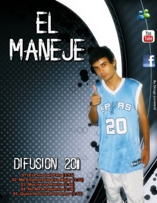 El Maneje - Difusion (x5)   Cumbia