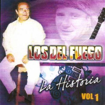 Los Del Fuego - La Historia Vol. 1 [2010] @ 320   Cumbia