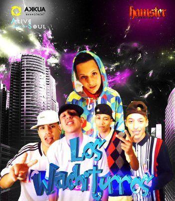 Los Wachiturros - Soy El Wachiturro [Nuevo Junio 2011] | Cumbia