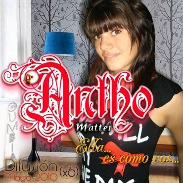 Antho Mattei - Ella Es Como Vos [Difusion]   Cumbia