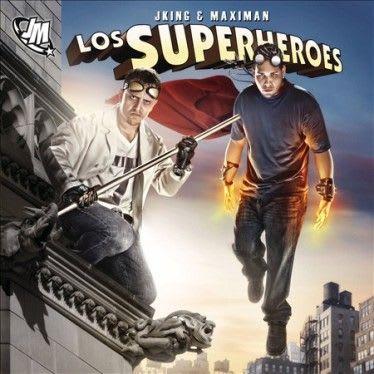 J-King & Maximan - Los Superheroes [2010] @320 | Discos @320