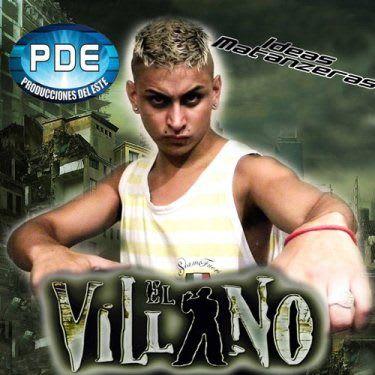 El Villano - CD Difusion Abril 2011   Cumbia