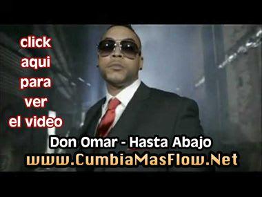 Video: Don Omar - Hasta Abajo (Official Video) Version DVD | General