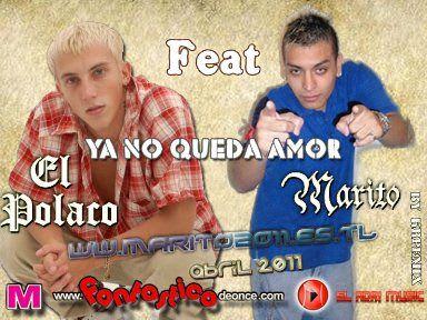 El Polaco Ft Marito - Ya No Queda Amor [Nuevo Abril 2011] EL ADRI MUSIC | Cumbia