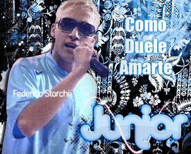 Junior - Como Duele Amarte [Nuevo 2011]   Cumbia