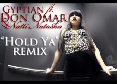 Gyptian Ft Don Omar & Natti Natasha - Hold Yuh (Official Remix)   General