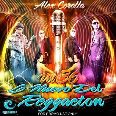 Lo Nuevo Del Reggaeton Vol. 36 (2010)   General