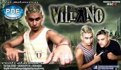 El Villano - Difusion (x3) [2011] | Cumbia