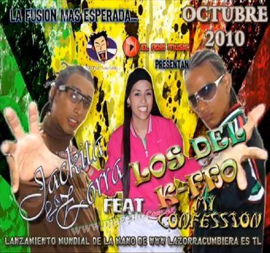 Jackita La Zorra Ft. Los Del K-ffo - My Confession (vers. Reggaeton) EL ADRIMUSIC   Cumbia