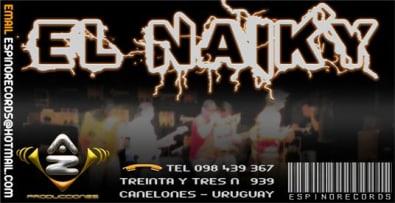 El Naiky - Su Redondita [Nuevo Abril 2011] | Cumbia